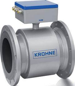 Flow solution for partially filled pipes - May 2013 - KROHNE - SA
