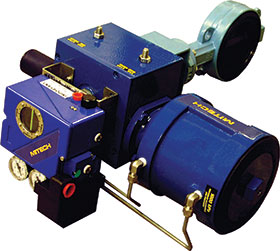 Positioners for precise valve adjustment - August 2015 - SA