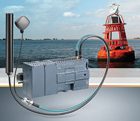 Telecontrol unit with integrated GPS - September 2018 - Siemens