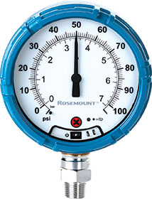 Emerson Introduces Wireless Pressure Gauge January 2016