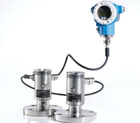 Level Measurement In Pressurised Or Vacuum Vessels