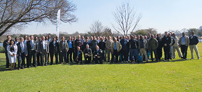 Delegates at the PCS 7 V9.0 launch at Irene Country Lodge.