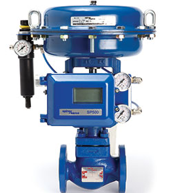 Robust globe control valves and actuators - Africa Automation Fair