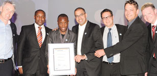EOH took top honours in the SAP Partner of the Year category.