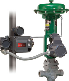 Emerson's digital valve controller for hostile applications