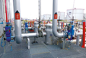 Emergency shut-off valves increase reliability at Serbian