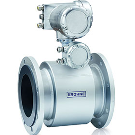 Flow measurement solution for partially filled pipes - November 2016
