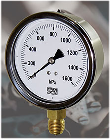Why and how pressure gauges should be calibrated - June 2017 - SA