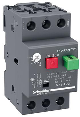 Magnet S Schneider Easypact Tvs Motor Starter Solutions