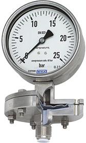 Independent Pressure Gauge Wikai Irrigation Equipment