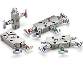 New manifold valve design for pressure transmitters - July