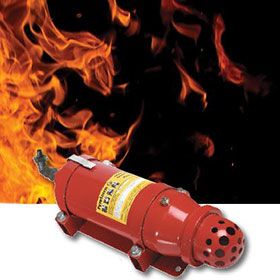 PyroStorm provides cost-effective fire protection for